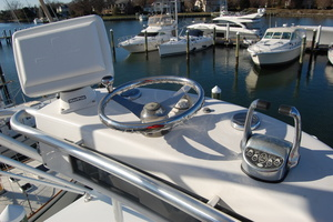 Moonstruck Bay is a Albemarle 33XF Yacht For Sale in Hampton--33