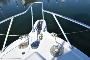Moonstruck Bay is a Albemarle 33XF Yacht For Sale in Hampton--9