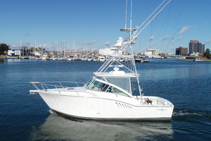 Moonstruck Bay is a Albemarle 33XF Yacht For Sale in Hampton--87