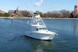 Moonstruck Bay is a Albemarle 33XF Yacht For Sale in Hampton--88