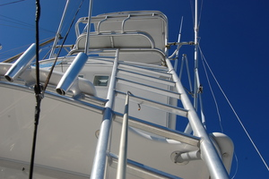 Moonstruck Bay is a Albemarle 33XF Yacht For Sale in Hampton--27