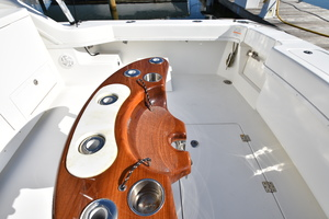 Moonstruck Bay is a Albemarle 33XF Yacht For Sale in Hampton--11