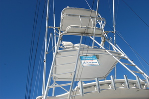 Moonstruck Bay is a Albemarle 33XF Yacht For Sale in Hampton--26