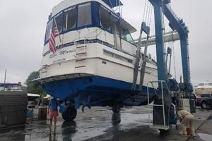 46' Bertram Motor Yacht 1974 Bertram deep V hull