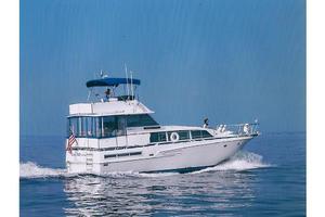 46' Bertram Motor Yacht 1974 Cruising