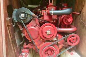 37' Tartan 37 1979 Diesel Westerbeke Engine 50hp