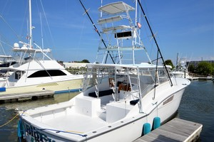 45' Hatteras Custom 45 Express 1969 Hatteras Custom 45 Express Sportfisherman Profile