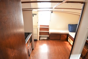 45' Hatteras Custom 45 Express 1969 Hatteras Custom 45 Express Sportfisherman Salon