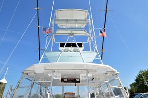 45' Hatteras Custom 45 Express 1969 Hatteras Custom 45 Express Sportfisherman Tower