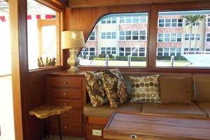 68' Stephens LRC/Trawler 1978 Salon Aft