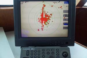68' Stephens LRC/Trawler 1978 Nav Net as Radar