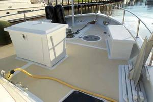 68' Stephens LRC/Trawler 1978 Bow Storage