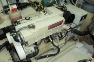 68' Stephens LRC/Trawler 1978 Starboard Generator