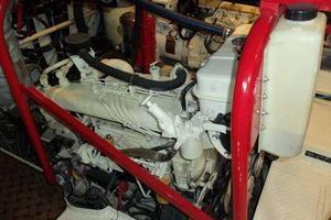68' Stephens LRC/Trawler 1978 Port Engine