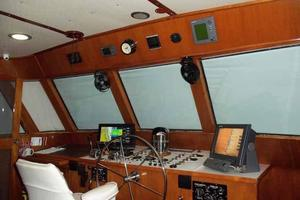 68' Stephens LRC/Trawler 1978 Pilothouse