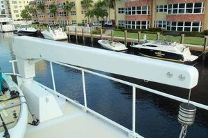 68' Stephens LRC/Trawler 1978 Boat Deck Crane