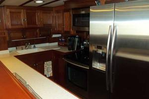 68' Stephens LRC/Trawler 1978 Galley to Port
