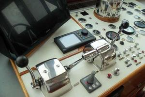68' Stephens LRC/Trawler 1978 Helm to Port