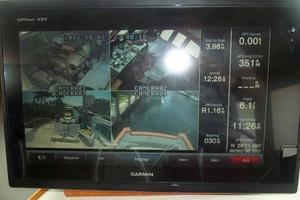68' Stephens LRC/Trawler 1978 Garmin as CCTV Monitor