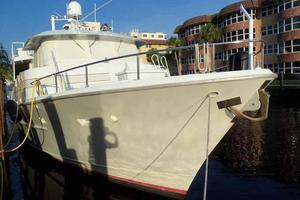 68' Stephens LRC/Trawler 1978 From Bow