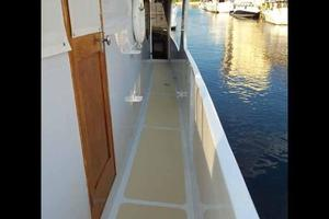 68' Stephens LRC/Trawler 1978 Side Deck