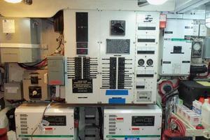 68' Stephens LRC/Trawler 1978 Electrical Panel