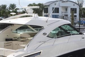 47' Sea Ray 470 Sundancer 2012 Hardtop