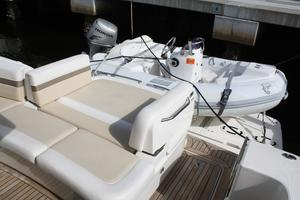 47' Sea Ray 470 Sundancer 2012 Aft Lounge / Tender