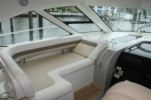 47' Sea Ray 470 Sundancer 2012 Port Seating