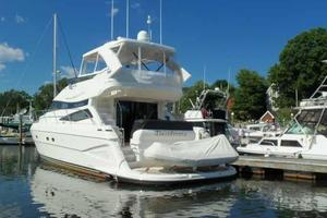 56' Neptunus 56' Flybridge 2004 Stern Quarter