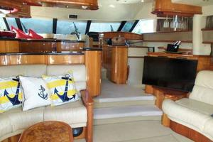56' Neptunus 56' Flybridge 2004 Salon Looking Forward