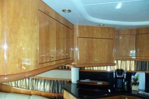 56' Neptunus 56' Flybridge 2004 Galley