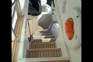 56' Neptunus 56' Flybridge 2004 Steps to Flybridge