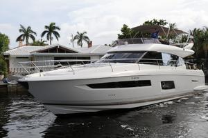 55' Prestige 550 2015 The Sea Horse