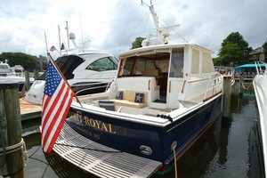 49' Grand Banks Eastbay w/ C12 CATS 1999