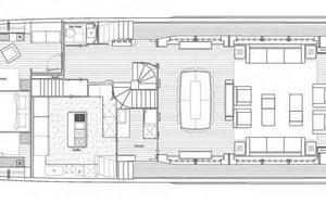 121' Sunseeker Sunseeker 37m 2009 GA - Main Deck