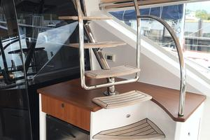 54' Riviera Belize 54 Daybridge 2015 Riviera 54 Belize Daybridge Stairs