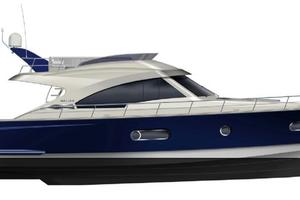 54' Riviera Belize 54 Daybridge 2015 Riviera 54 Belize Daybridge Profile