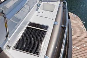 54' Riviera Belize 54 Daybridge 2015 Riviera 54 Belize Daybridge Transom BBQ and Wetbar