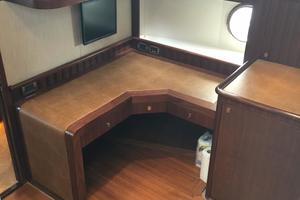 54' Riviera Belize 54 Daybridge 2015 Riviera 54 Belize Daybridge Custom Office