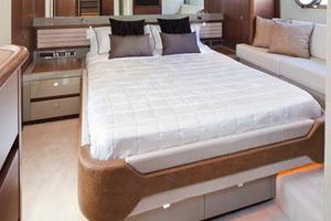 54' Riviera Belize 54 Daybridge 2015 Riviera 54 Belize Daybridge Master Cabin