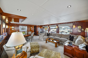 150' Christensen  2003 BRIDGE DECK LOUNGE