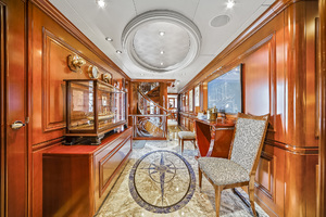 150' Christensen  2003 MAIN DECK FOYER