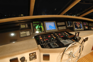 82' NorthCoast 82 1998 PILOTHOUSE