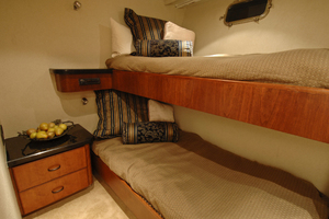 82' Northcoast 82 1998 GUEST STATEROOM