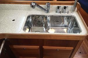 photo of Sabre-386-2006-Seagram-Pasadena-Florida-United-States-Stainless-Double-Sink-918927