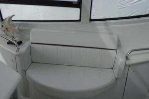 50' Carver 506 Aft Cabin Motor Yacht 2000 Additional Flybridge Seating