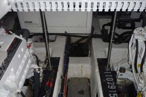 photo of Carver-506-Aft-Cabin-Motor-Yacht-2000-Country-Boy-Red-Wing-Minnesota-United-States-Engine-Room-919387