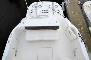 48' Sea Ray 480 Sedan Bridge 1999 Cockpit