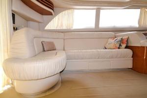 48' Sea Ray 480 Sedan Bridge 1999 Electric Convertible Sofa